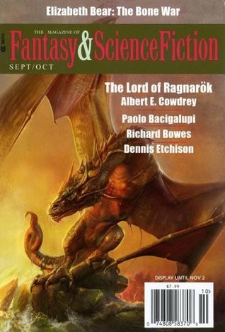 The Magazine of Fantasy & Science Fiction September/October 2015 (The Magazine of Fantasy & Science Fiction, #721)