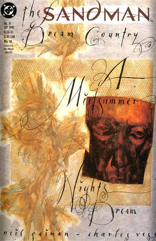 A Midsummer's Night Dream (The Sandman: Master of Dreams, single issues #19)