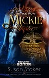 Justice for Mickie (Badge of Honor: Texas Heroes, #2)