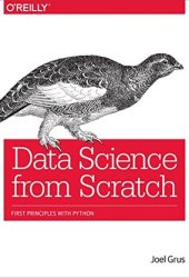 Data Science from Scratch: First Principles with Python Book Pdf