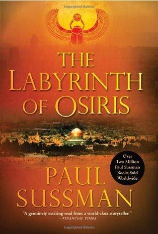 The Labyrinth of Osiris (Yusuf Khalifa #3)