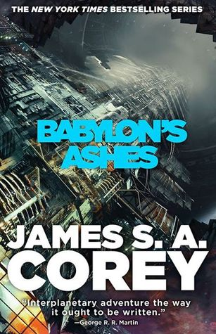 Babylon's Ashes (The Expanse, #6)