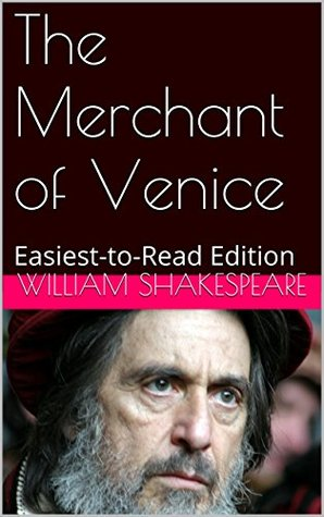 The Merchant of Venice: Easiest-to-Read Edition