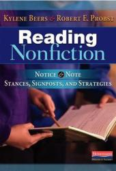 Reading Nonfiction: Notice & Note Stances, Signposts, and Strategies Book Pdf