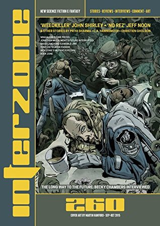 Interzone 260, September-October 2015 (Interzone, #260)