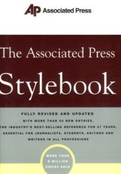 The Associated Press Stylebook and Briefing on Media Law Pdf Book