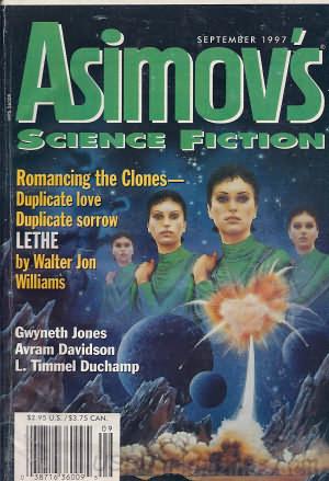 Asimov's Science Fiction, September 1997 (Asimov's Science Fiction, #261)
