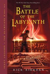 The Battle of the Labyrinth (Percy Jackson and the Olympians, #4) Pdf Book