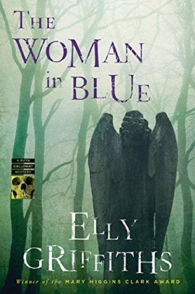 The Woman in Blue (Ruth Galloway, #8)-Elly Griffiths