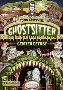 Geister geerbt (Ghostsitter, #1)
