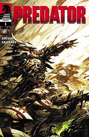 Predator: Prey to the Heavens #1