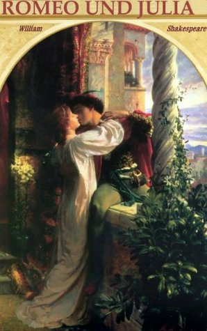 Romeo und Julia. PRACHTAUSGABE. (Illustriert mit 65 schönen Bildern von von den alten Meistern der Malerei). Übers. von A.W. Schlegel