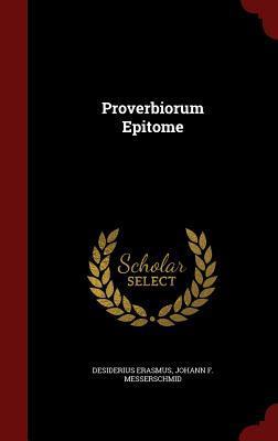 Proverbiorum Epitome