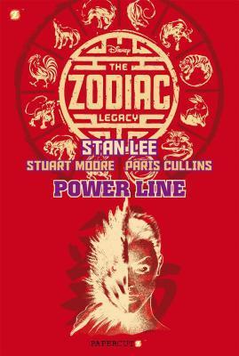 The Zodiac Legacy: Power Lines (Zodiac, #2)