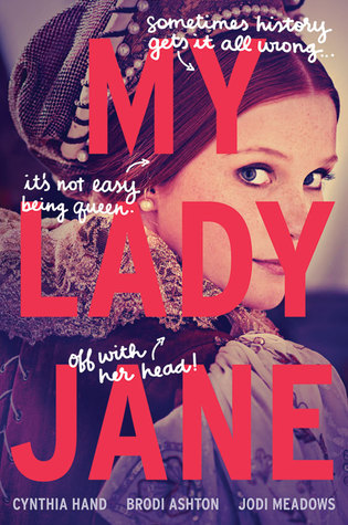 Image result for my lady jane cover