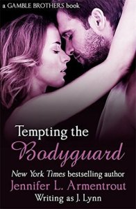 Tempting the Bodyguard  Gamble Brothers   3  Book by J  Lynn   bnv4563a Tempting