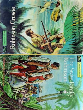 The Swiss Family Robinson / Robinson Crusoe