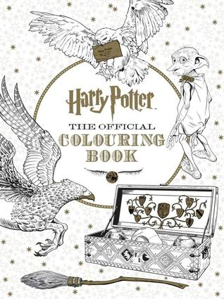 Harry Potter: The Official Colouring Book
