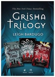 Image result for grisha trilogy