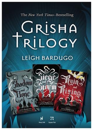 The Grisha Trilogy (Grisha Verse #1-3)
