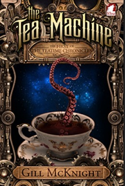 The Tea Machine (The Teatime Chronicles, #1)