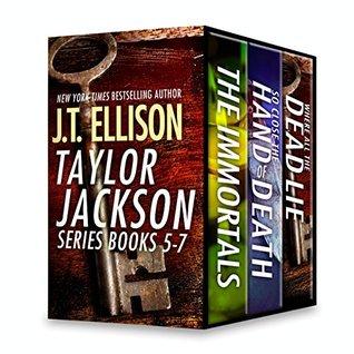 Taylor Jackson Series (Taylor Jackson, #5-7)
