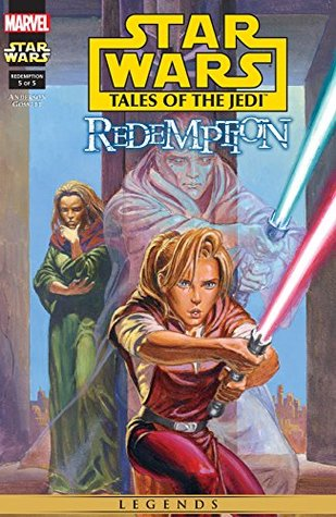 Star Wars: Tales of the Jedi - Redemption (1998) #5 (of 5)