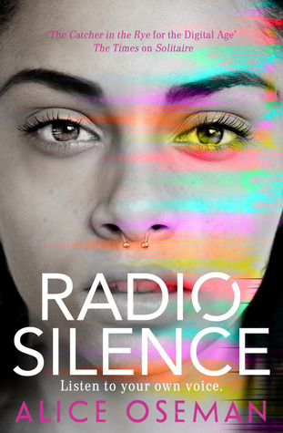 Radio Silence Book Cover