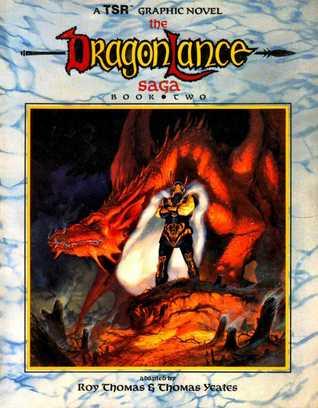 The Dragonlance Saga, Book Two (Dragonlance Saga #2)