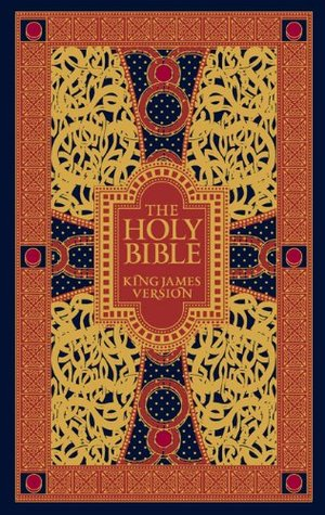 The Holy Bible: King James Version (Barnes & Noble Leatherbound Classic Collection)