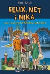 Felix, Net i Nika oraz Teoretycznie Możliwa Katastrofa (Felix, Net i Nika, #2)