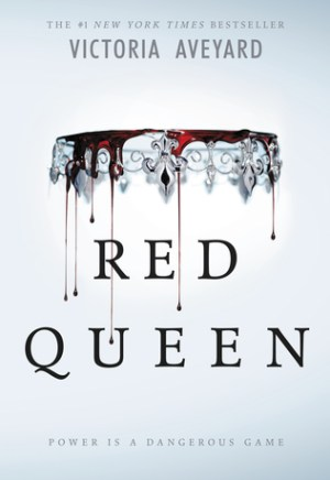 #Printcess review of Red Queen by Victoria Aveyard