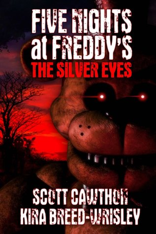 The Silver Eyes Book Cover