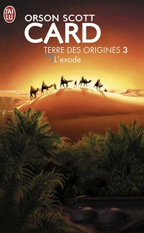 L'Exode (Terre des Origines #3)