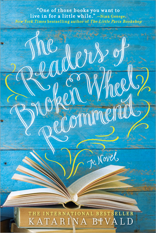 Image result for readers of the broken wheel recommend