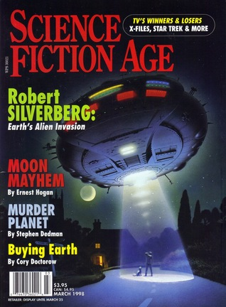 Science Fiction Age, (Volume 6, No 3)