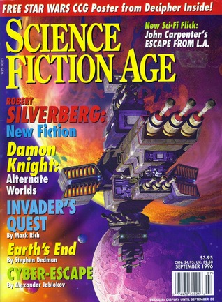 Science Fiction Age (Volume 4, Number 6)