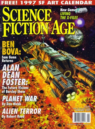 Science Fiction Age (Volume 5, Number 2)