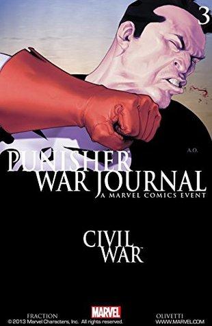 Punisher War Journal #3