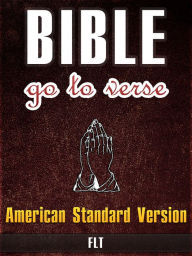 The Holy Bible - American Standard Version