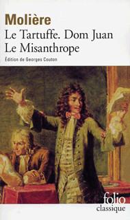 Le Tartuffe - Dom Juan - Le Misanthrope
