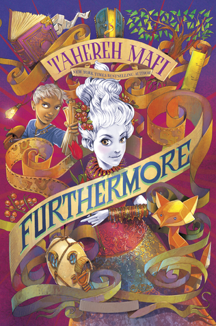 Image result for furthermore by tahereh mafi