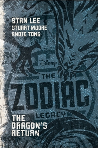 The Zodiac Legacy: The Dragon's Return (Zodiac Legacy, #2)