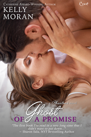 Ghost of a Promise (Phantoms, #1)
