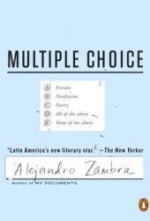 Multiple Choice Book Pdf