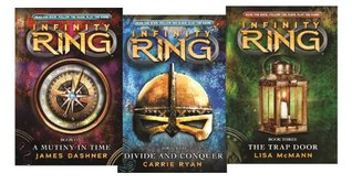 Infinity Ring Starter Pack (Books 1-3)