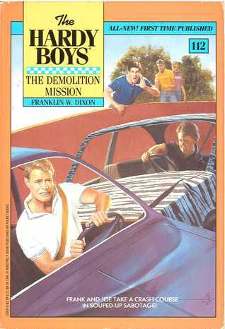 Demolition Mission (Hardy Boys, #112)