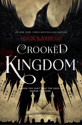 Crooked kingdom, best reads of 2017