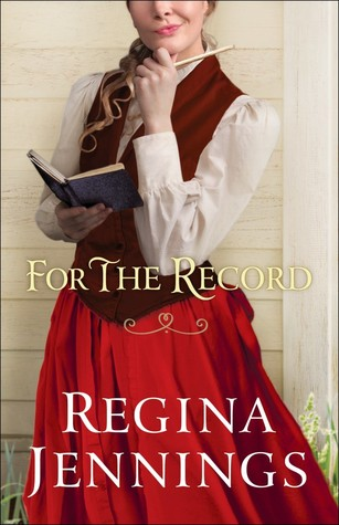 Image result for For the Record by Regina Jennings