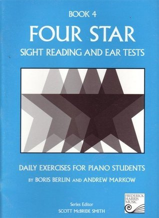 Four Star Sight Reading and Ear Tests: Book 4